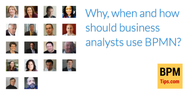 BPMN for Business Analysts – why, when and how