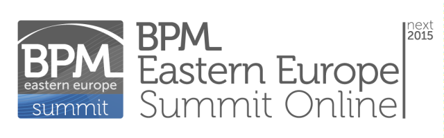 Join me during the BPM Eastern Europe Summit Online 2015