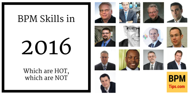 BPM Skills in 2016 – Hot or Not