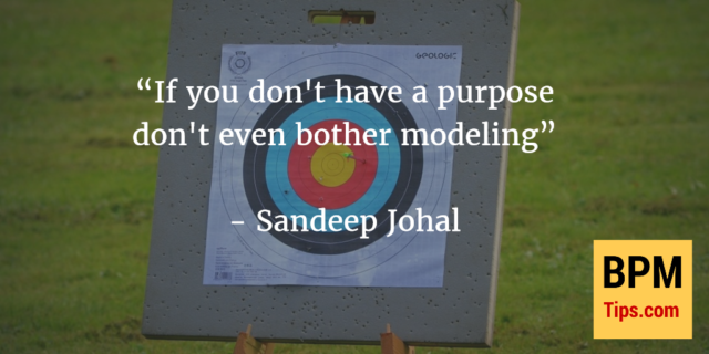 Interview with Sandeep Johal – Process Modeling Best Practices