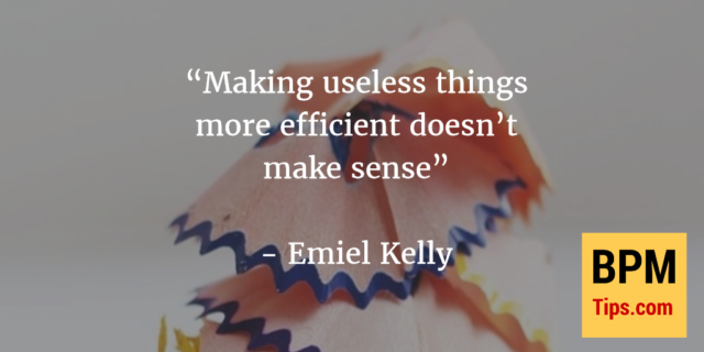 Interview with Emiel Kelly – bringing the essence back in the processes