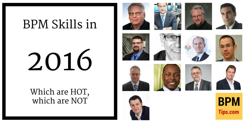BPM Skills in 2016(1)