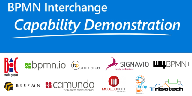 Join the Multi-Vendor BPMN Interchange Demonstration on March 16th