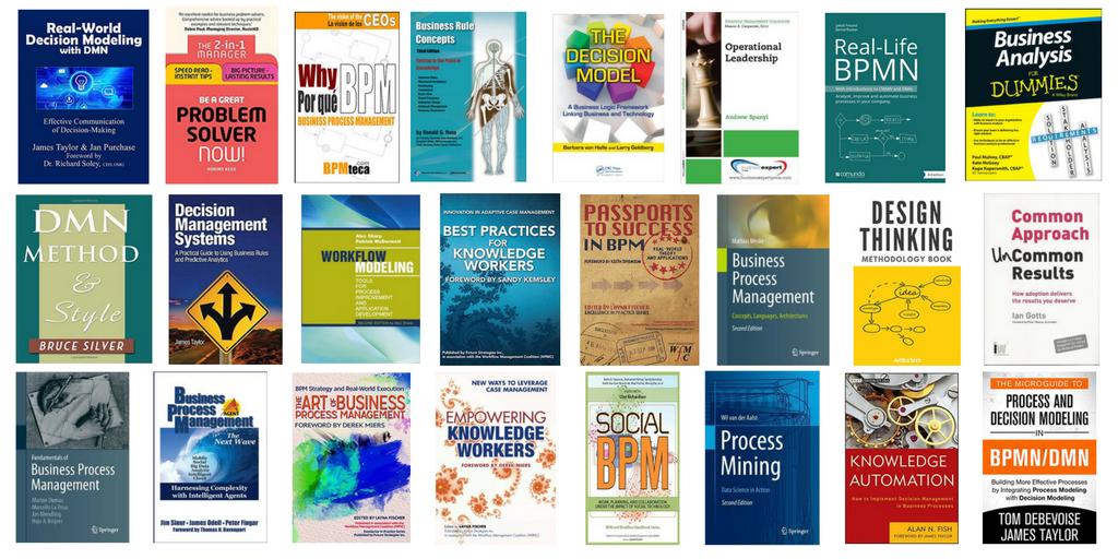 Bpm Books Reading List For 2017 Bpm Tips