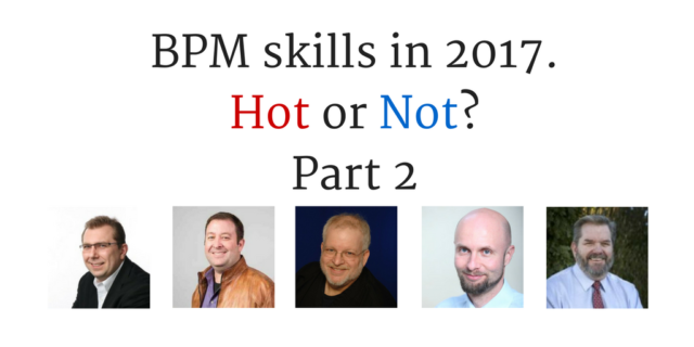 BPM Skills in 2017 – part 2