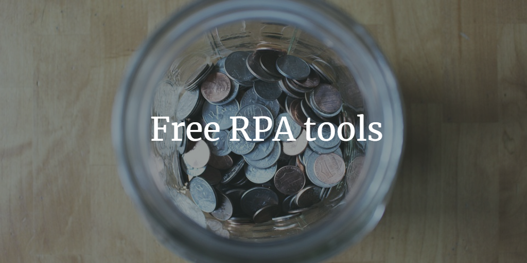 How many RPA tools are there on the market now? | BPM tips