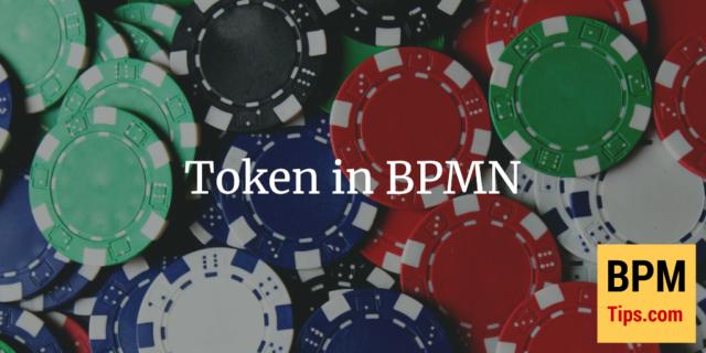 Token in BPMN