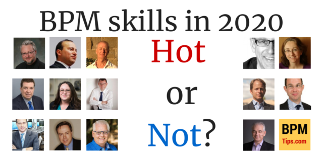 BPM Skills in 2020 – Hot or Not (part 1)