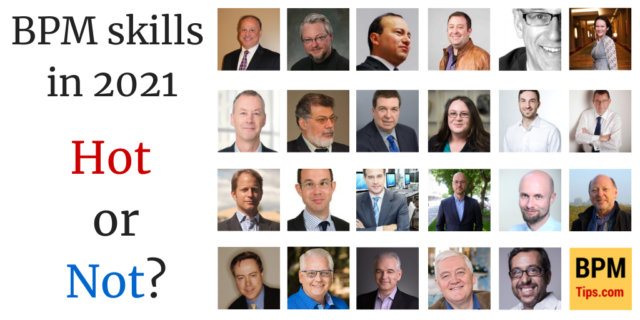 BPM Skills in 2021 – Hot or Not
