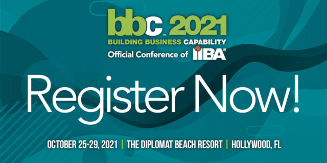 Building Business Capability 2021